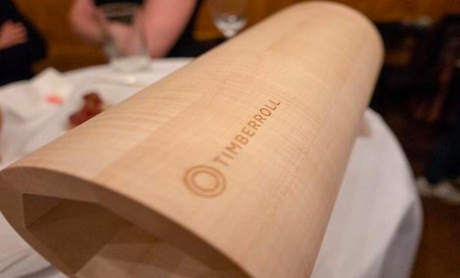 Timberroll ist erhältlich bei  www.timberroll.ch