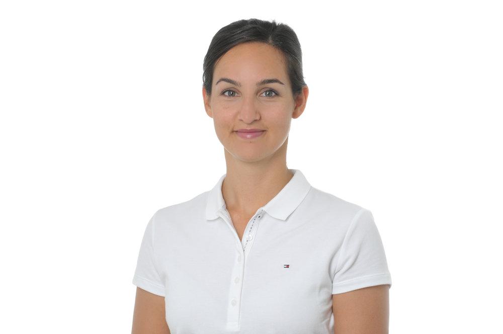 Betina Villaneuva ist seit Juni bei Physio & Co