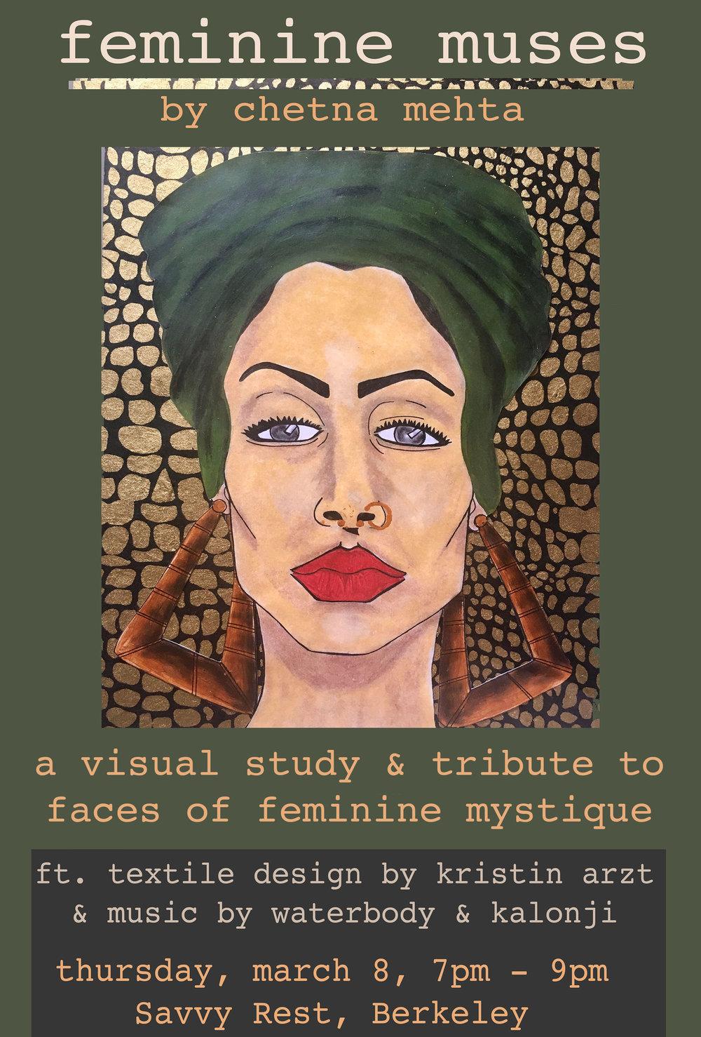 feminine muses