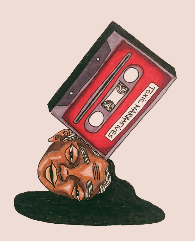 the toxic narrative tape