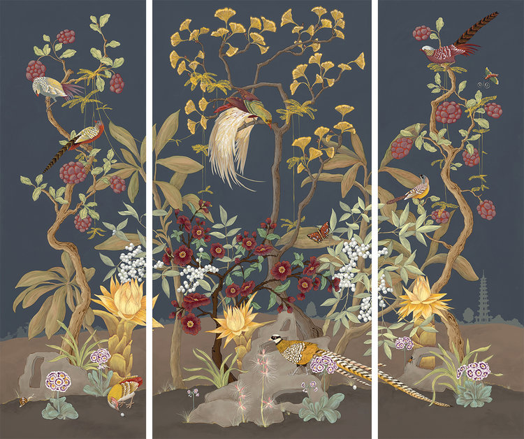 Forest+and+Pheasants-Triptych-20x60.jpg