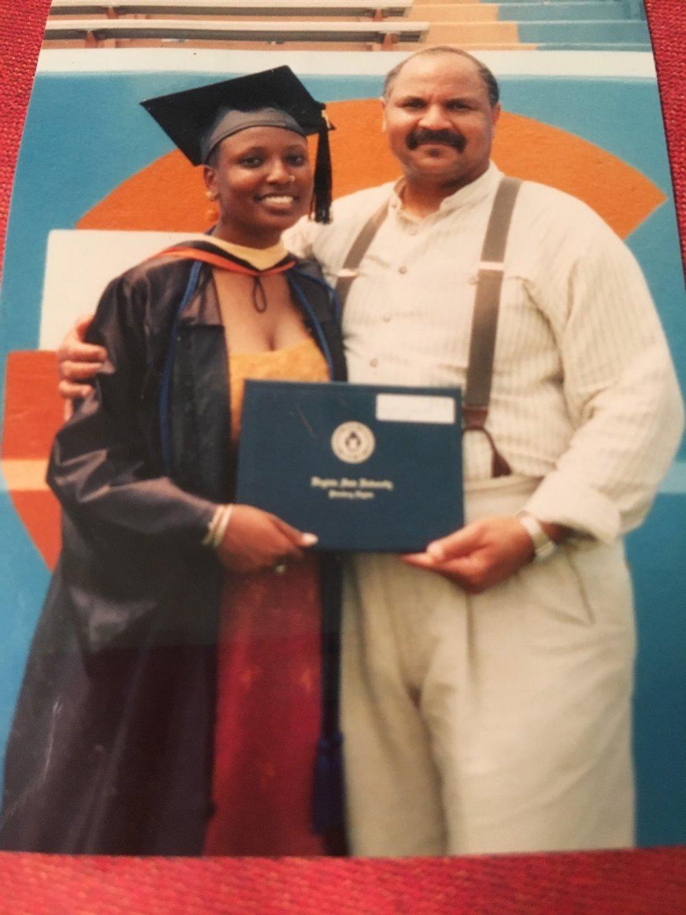 Virginia State University -1998