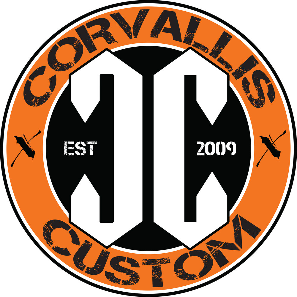 T-SHIRT PICK UP OPTION - Corvallis Custom1853 NW 9th St., Corvallis*Don't Forget to Bring a Copy of Your Completed Order