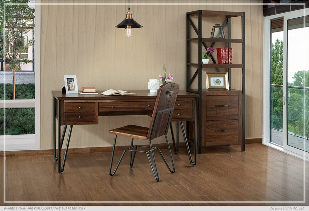 Office Furniture - Bookcases, File cabinets, Desks