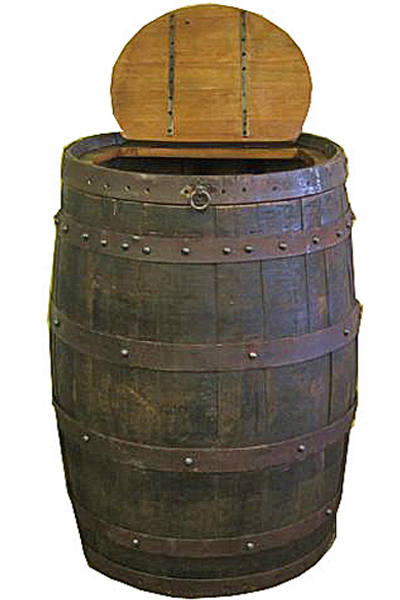 Whiskey Barrel Furniture -
