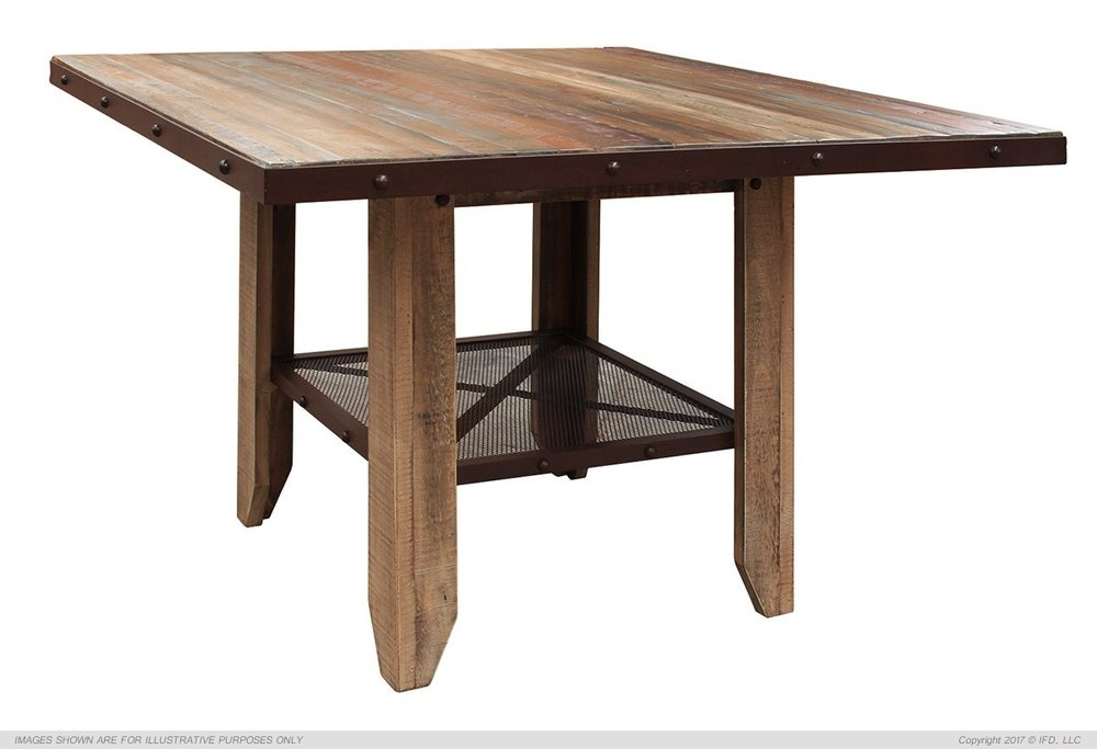 Bar, Bistro, and Counter Height Tables -