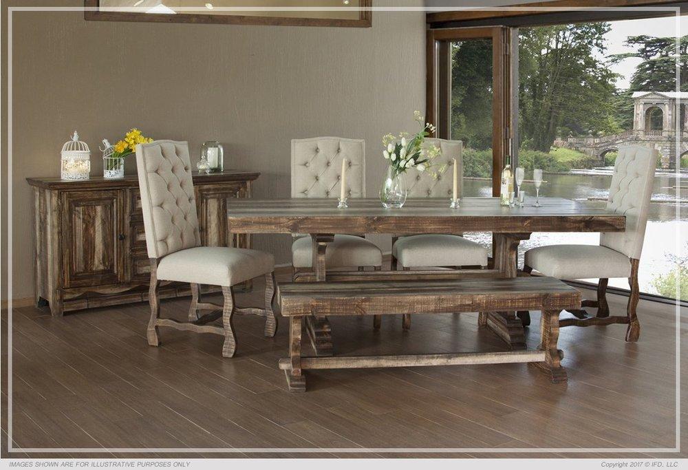 Rectangular Tables -