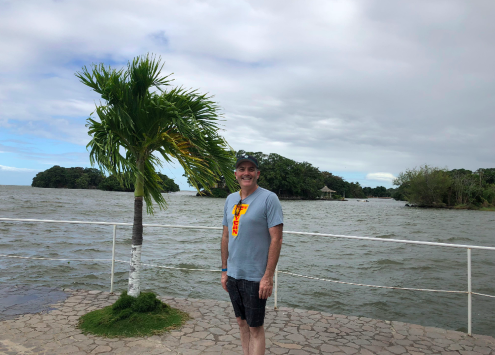 """I was looking for a chance to give back, and I found it with The Vacation Project. It was a joy to interact with the children of Nicaragua. I had a profound sense of gratitude and optimism after our time there. Oh, and then we went on a boat and got to drink some Pina Coladas and eat fresh guacamole. So that happened."" - - Ron, Seattle, WATVP Nicaragua February 2018"