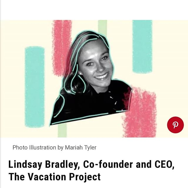 Hey guys! 👋🏼 We have been a little m.i.a lately as we have been working on a lot of new projects. BUT we are super excited to be back and to share with you this amazing feature that our very own Lindsay Bradley did in @travelandleisure magazine! . Check out the article which focuses on strong women in business who are changing the travel landscape over on the Travel+Leisure website! . We'll also be bringing you more exciting news in the upcoming weeks, including deets on our next trip, so stay tuned! . 📷: Travel+Leisure . #thevacationproject #travelandleisure #womenintravel #womeninbusiness #womeninbiz #womeninleadership #wanderwomen #travelgirls #trailblazers
