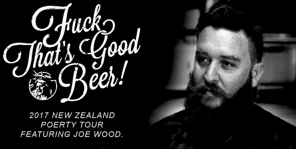 Joseph Wood is a true renaissance man.