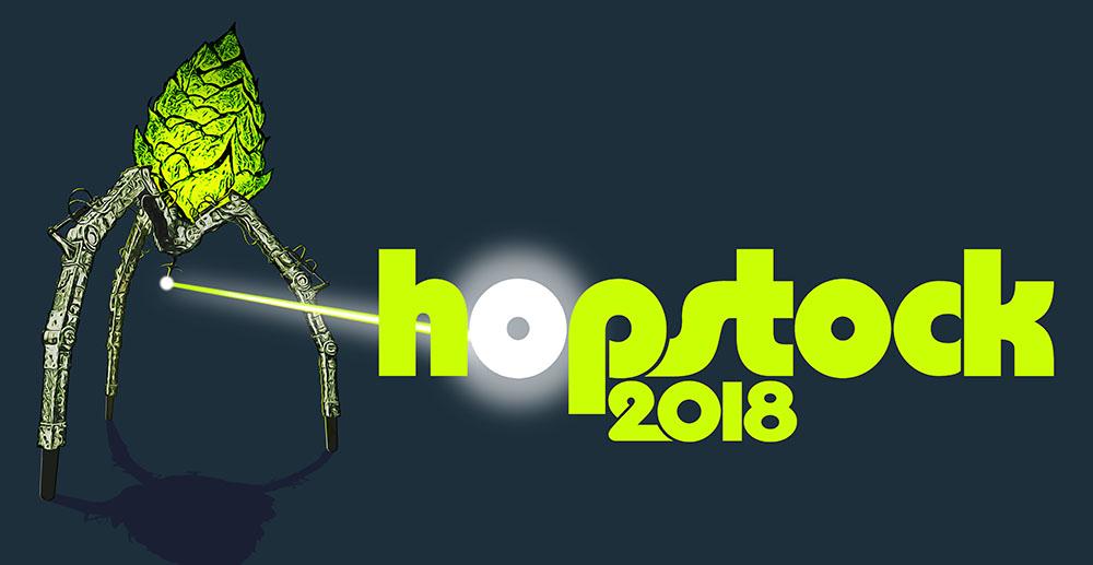 "Hopstock the ""Number One"" fresh hop festival."