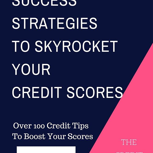 If bad credit is holding you back, you can start nursing your ailing record back to health with a few strategic moves.  We've all made our financial mistakes.  Sometimes it takes a mistake to teach ourselves a lesson.  But a few financial mistakes do not spell the end of our financial lives. Tap the link in the bio to get access to over 100 strategies to start boosting your credit scores today. Your success is right around the corner with The Ultimate Success Strategies To Skyrocket Your Credit Score.