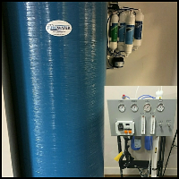 High Output Reverse Osmosis Systems