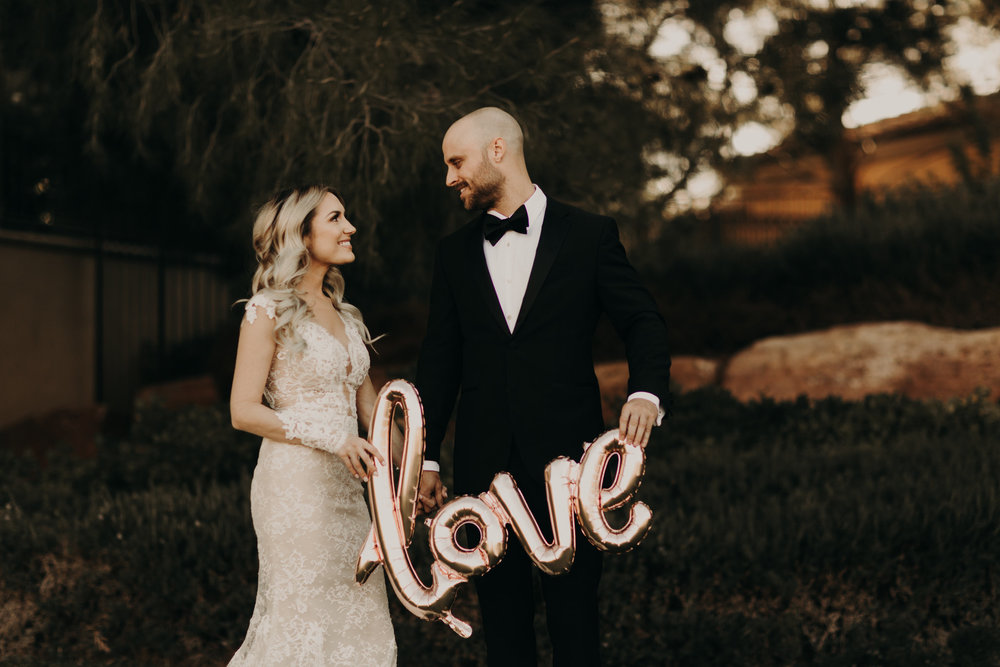 ASHLEY + SAMUEL - Hilton Lake Las Vegas