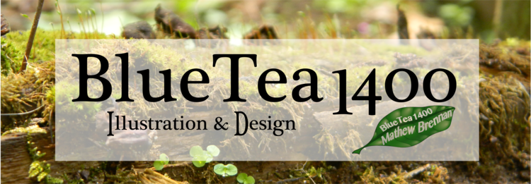 BlueTea1400 Illustration & Design