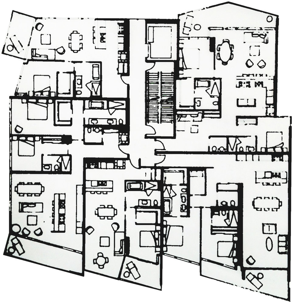 Early motel plans (Separate Project)
