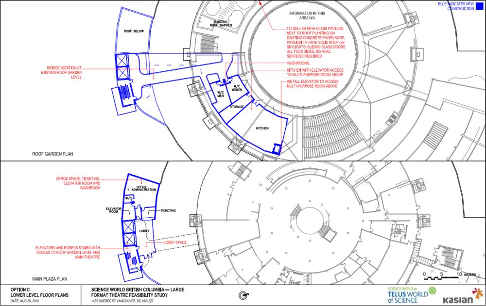 Option C lower floorplan