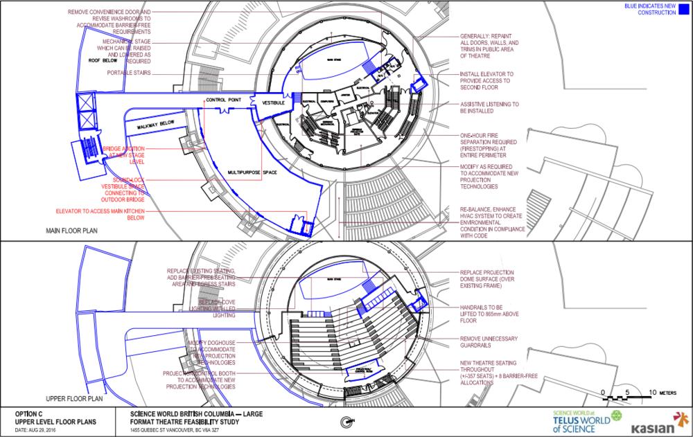 Option B upper floorplan