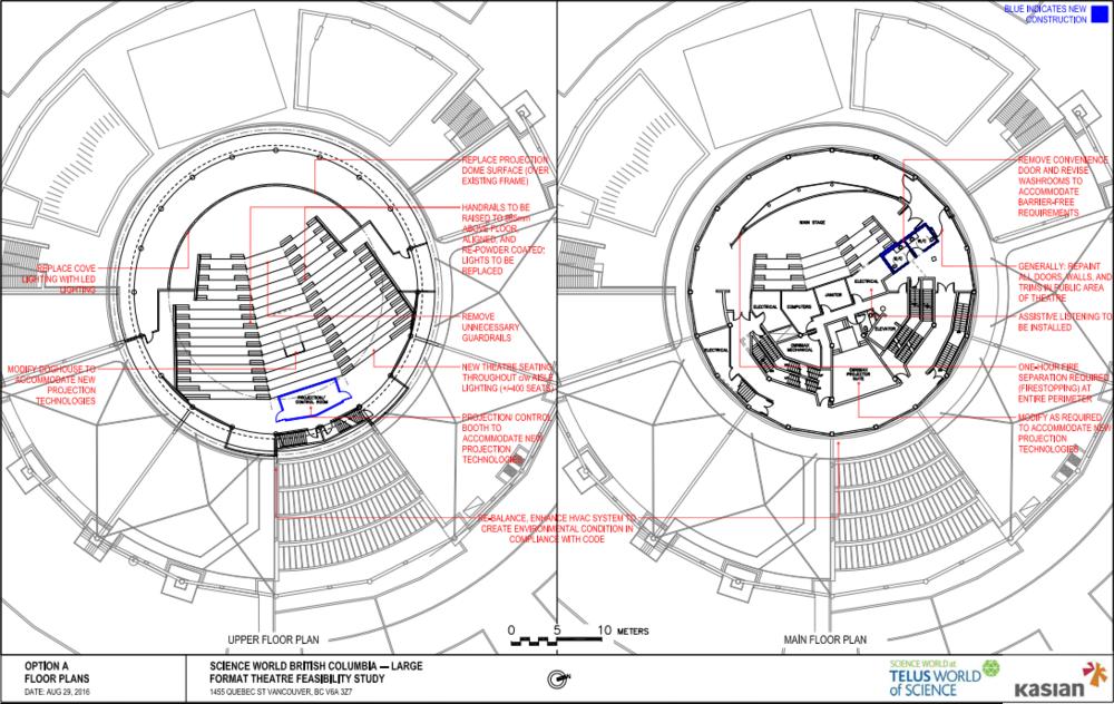 option A floorplan