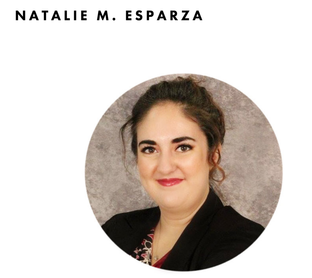 Natalie Marie Esparza