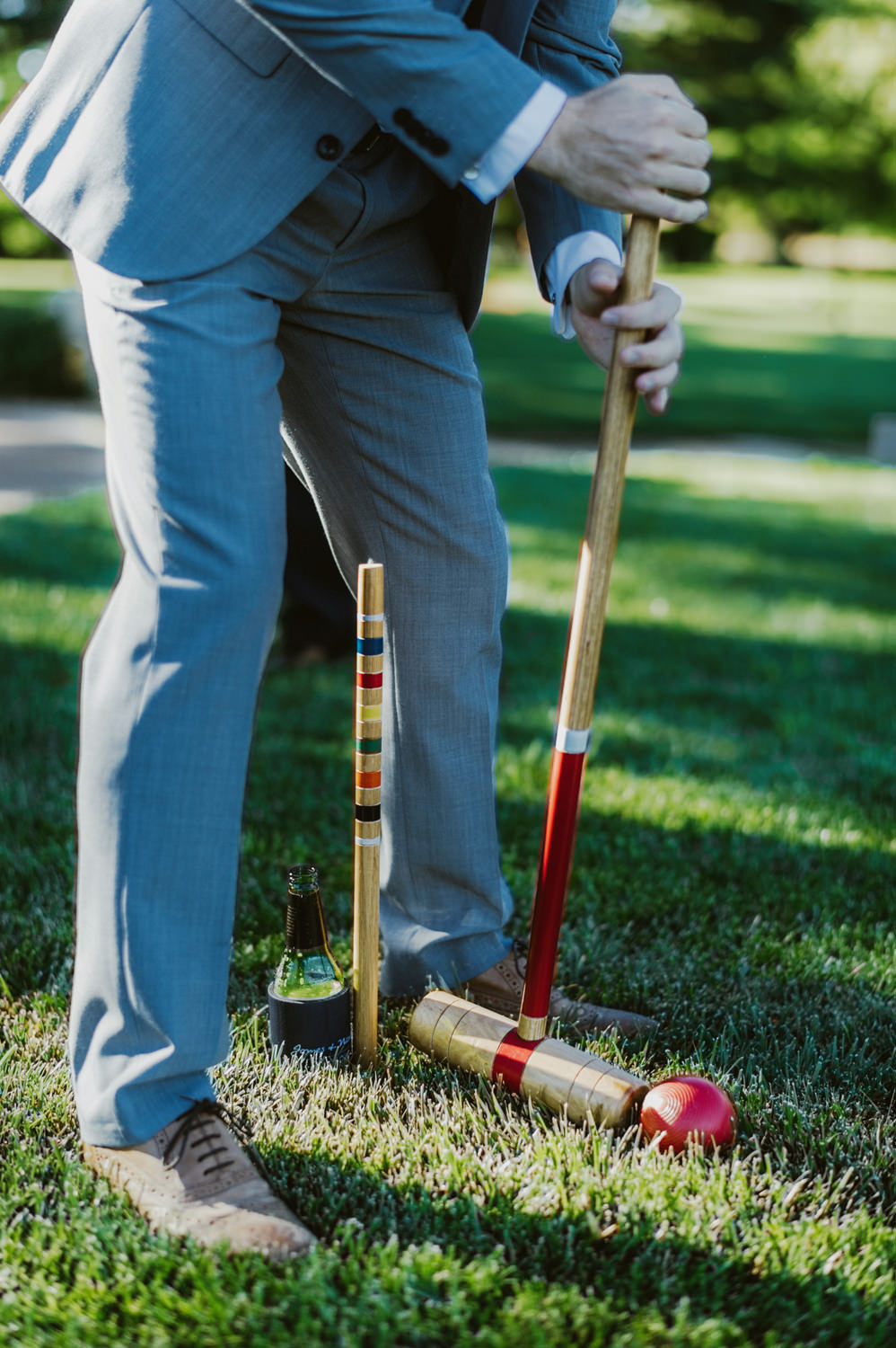 Croquet // Photo by Jo Bartholomew