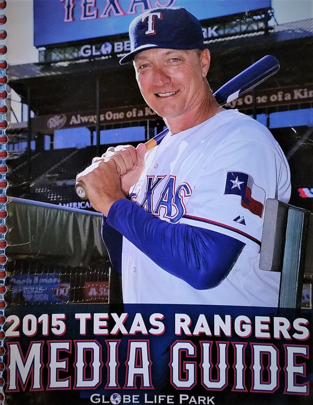 Texas Rangers Media Guide