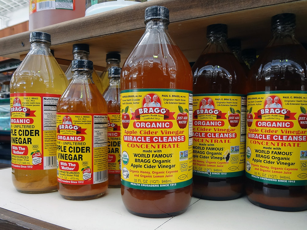 Bragg Vinegar Products