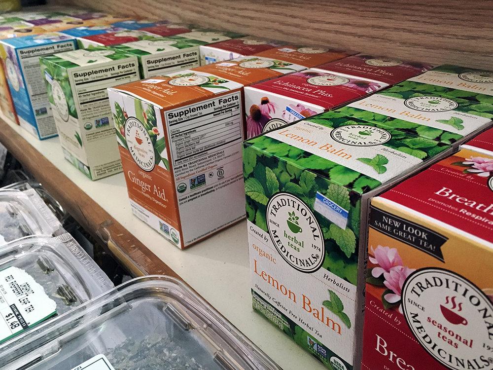 Traditional Medicinals Tea
