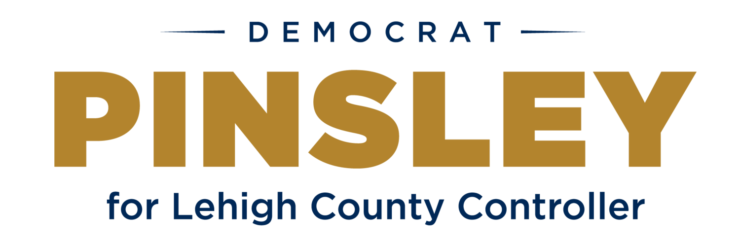 Mark Pinsley for Lehigh County Controller