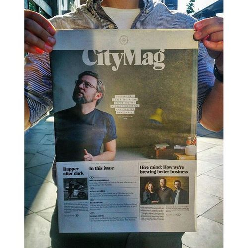 The latest edition of CityMag!