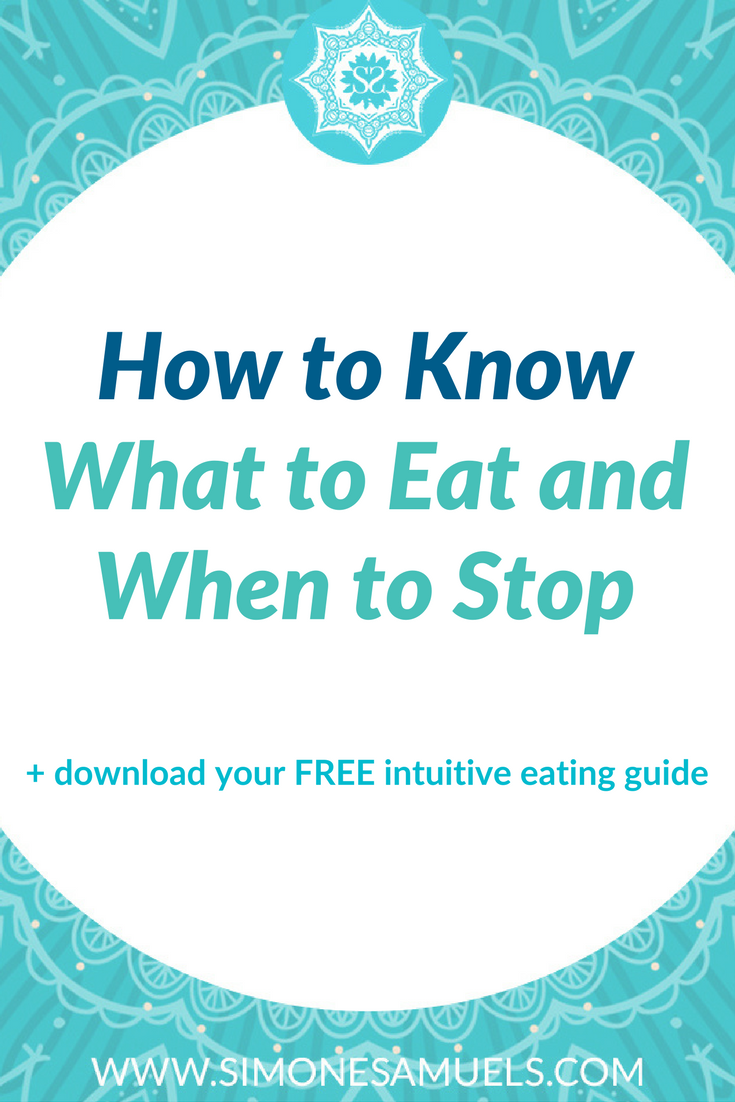 It is totally possible to become a more mindful and conscious eater, but it does take practice and the need to focus in order for it to become a natural thing to do every time you eat. To practice intuitive eating, you need to explore the following while you eat. I recommend creating a space where you can totally relax in peace and quiet, without distractions (yep, that means turning off the TV and not being tempted to flick through a magazine!). I want you to devote all your attention to the food on your plate. Only then can you begin to tune in to how the food makes you feel when you eat it and start to tap back into the ancient wisdom that lies dormant within you. This activity should also be fun!