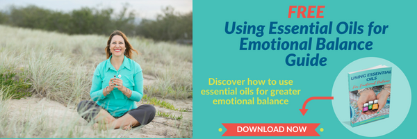 Using essential oils for emotional balance guide- free PDF download
