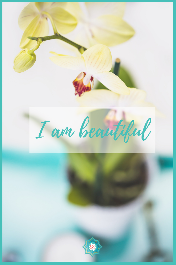 Positive affirmation- #Iambeautiful #positive #affirmation #motivation