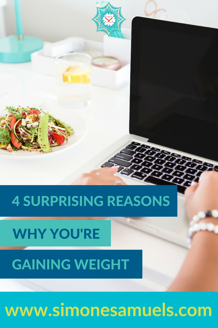 picture Surprising Reasons Youre Gaining Weight