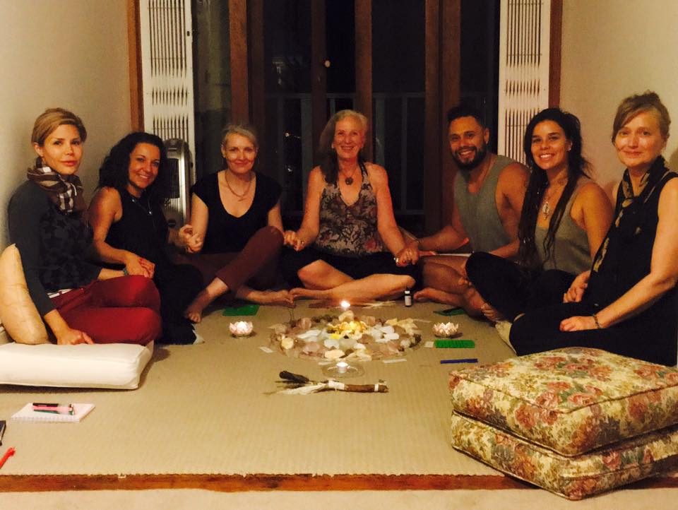 The Temple Crystal Mandala with Heather Price