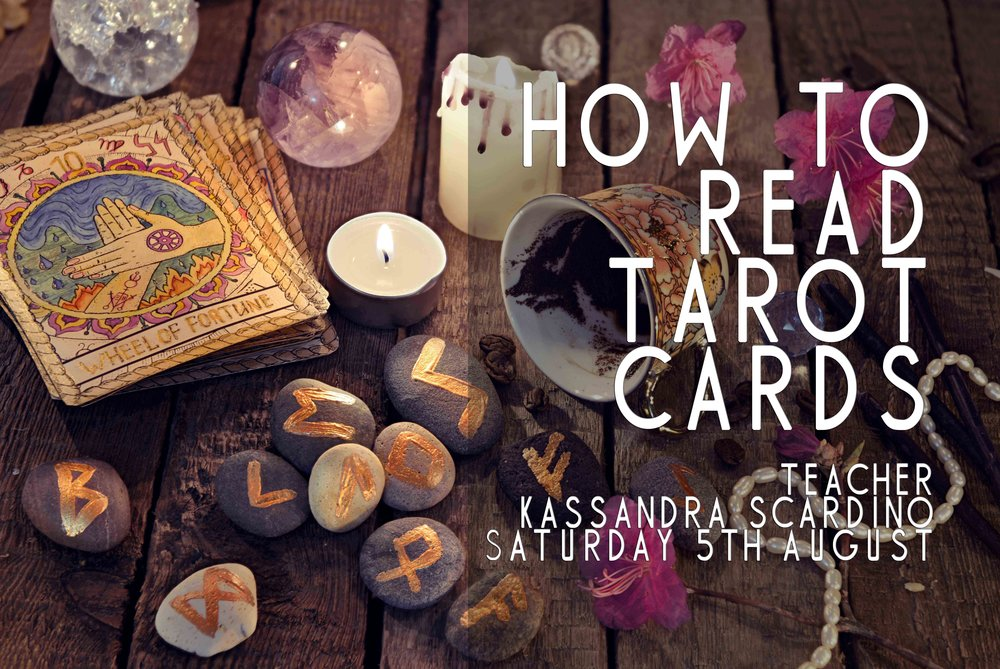 How to Read Tarot at The Temple Surry Hills