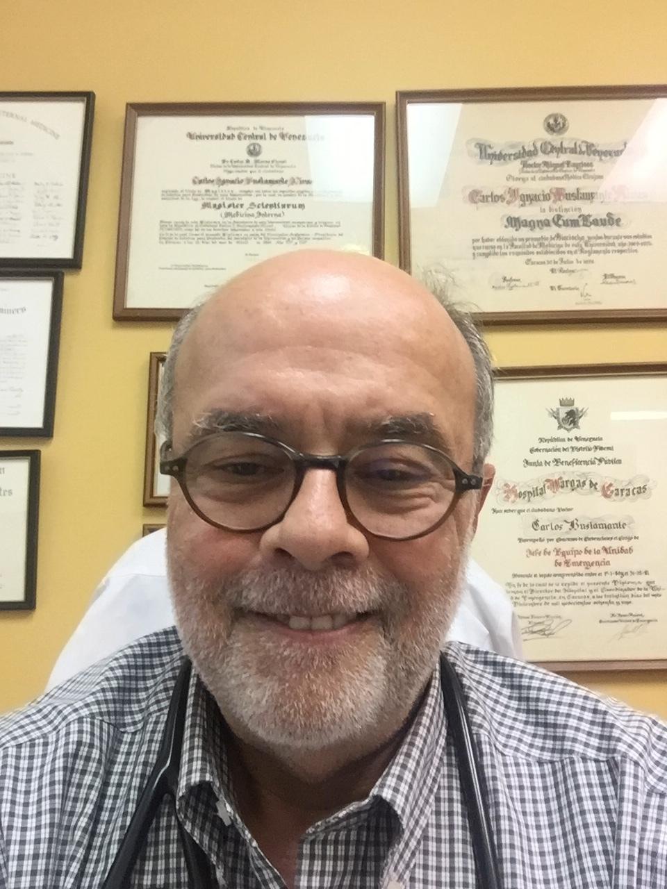 Carlos Bustamante MD