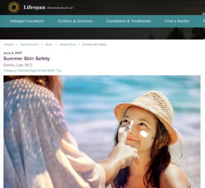 Living - A Lifespan Blog