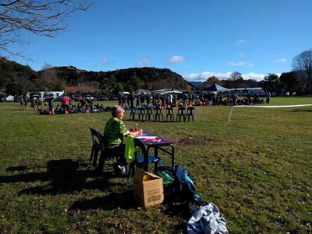 Kawerau Life Konnect field events