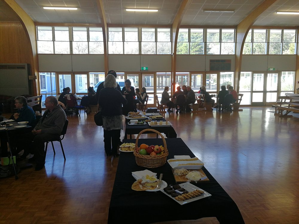 Kawerau Life Konnect Hall events