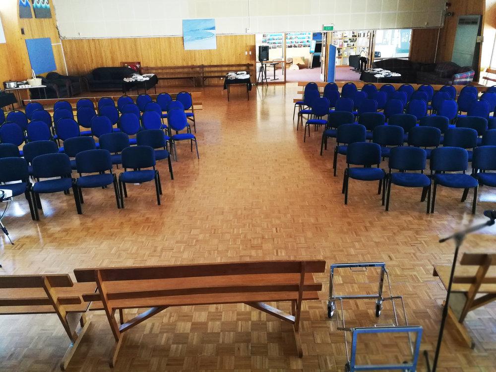 Kawerau Life Konnect Hall for hire