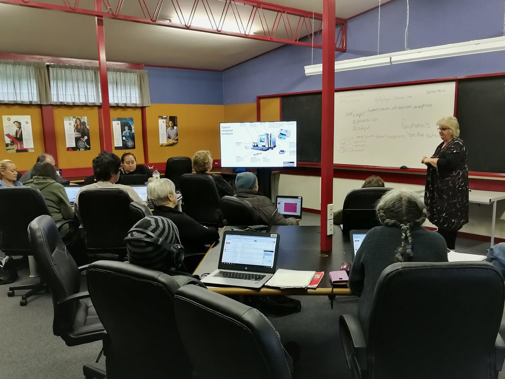 Kawerau Life Konnect classes Toi-Ohomai