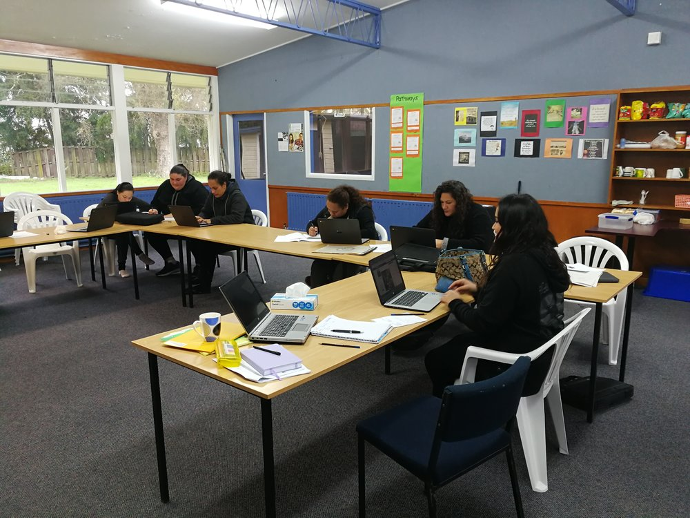 NZ Certificate Level 3 Study and Career Preparation Toi-Ohomai at Kawerau Life Konnect