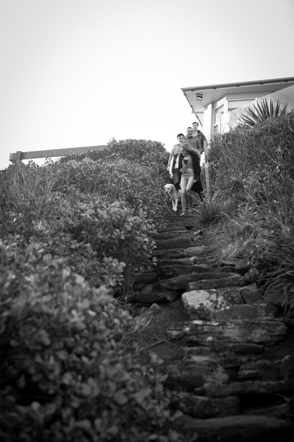 natural family photography central coast