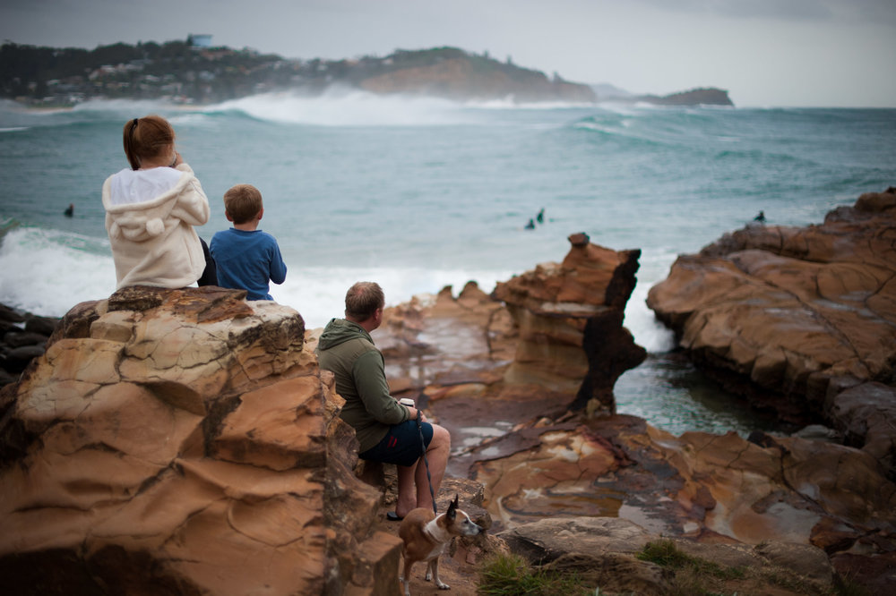 family photography avoca beach nsw