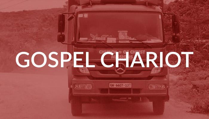 Gospel Chariot - www.gospelchariot.blogspot.com