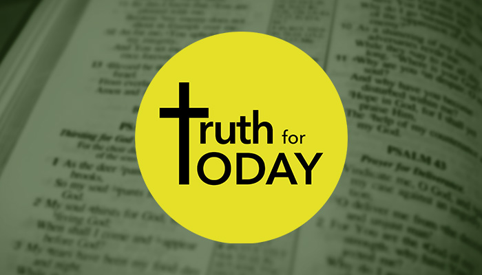 Truth for Today - www.biblecourses.com