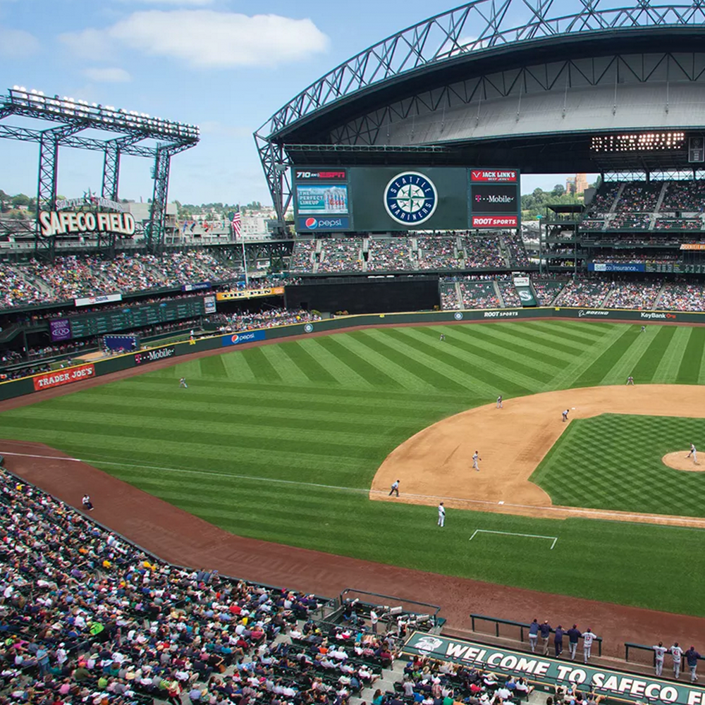 Seattle Mariners & Safeco Field