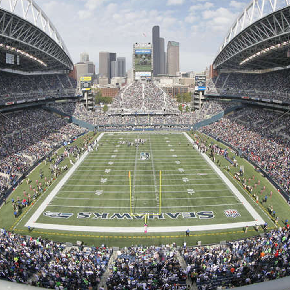CenturyLink Field & Seattle Seahawks