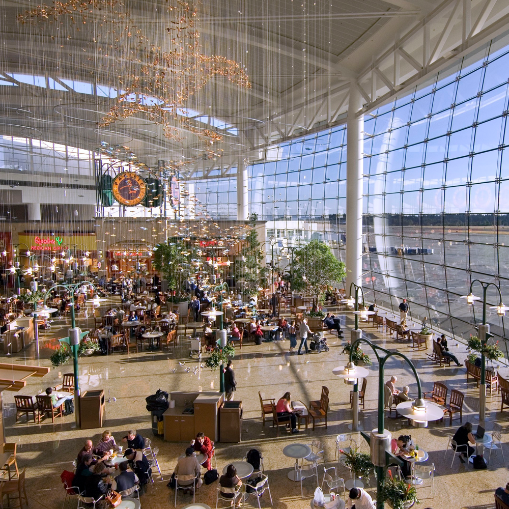 Sea-Tac Airport & Port of Seattle